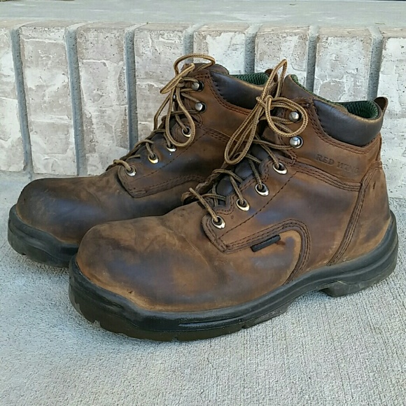 601f30f81ca Red wing work boots king toe 2260